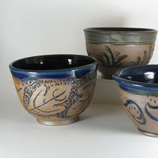 Gail Barry - Pottery